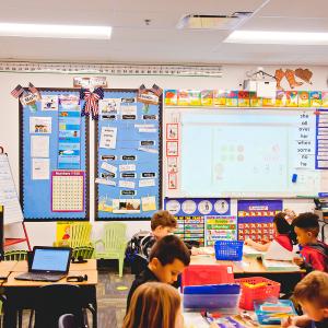 Leading Edge Academy Maricopa - Elementary Classroom
